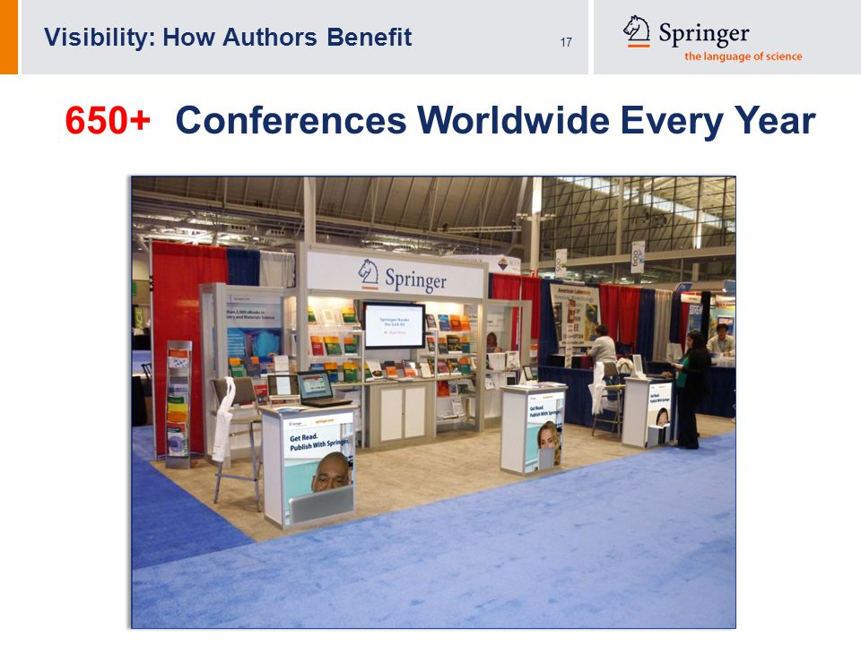 17 650+ Visibility: How Authors Benefit Conferences Worldwide Every Year