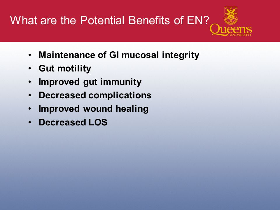 What are the Potential Benefits of EN.