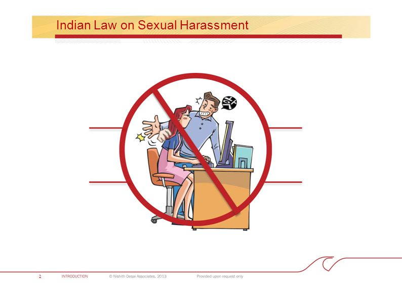 2 Indian Law on Sexual Harassment