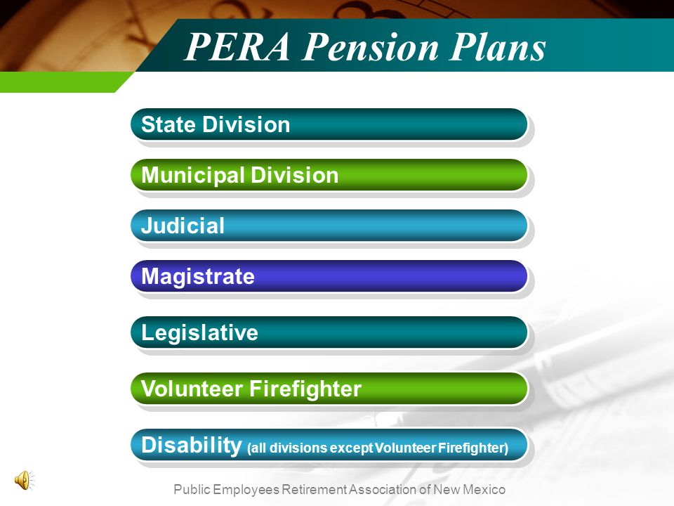 Company LOGO By: Public Employees Retirement Association of New Mexico New Employee Orientation
