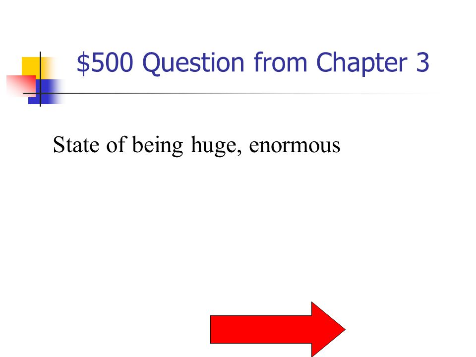 $400 Answer from Chapter 3 Who is Timothy