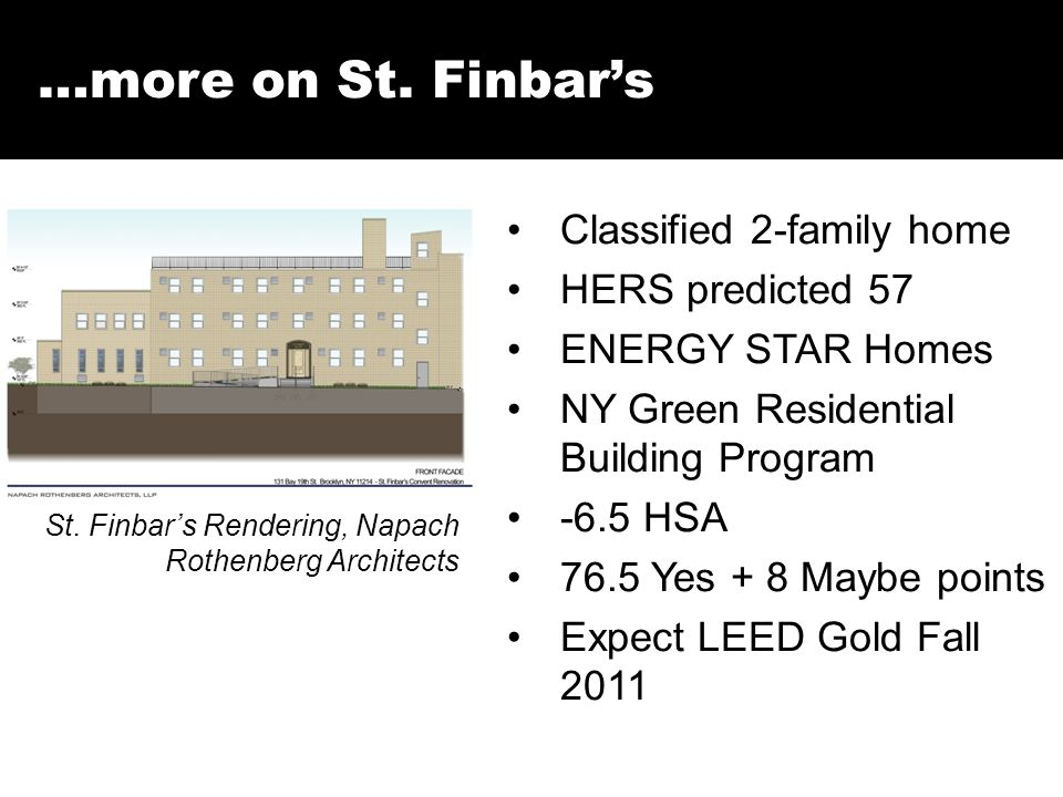 …more on St. Finbar's St.