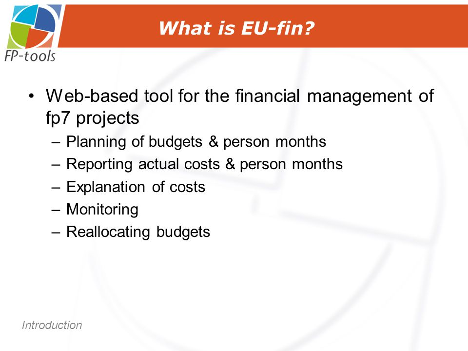 What is EU-fin.