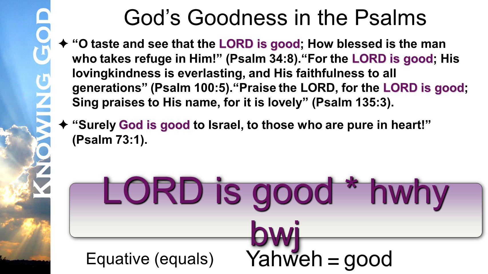 15th psalm