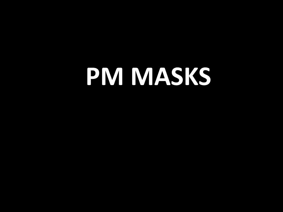 PM MASKS