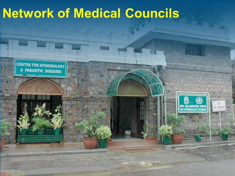 Network of Medical Councils