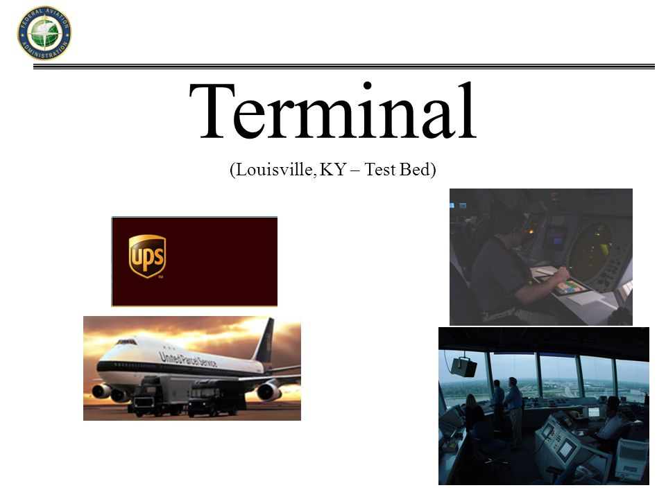 13 Terminal (Louisville, KY – Test Bed)