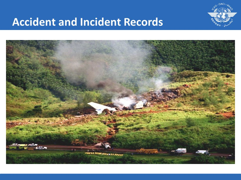 Accident and Incident Records