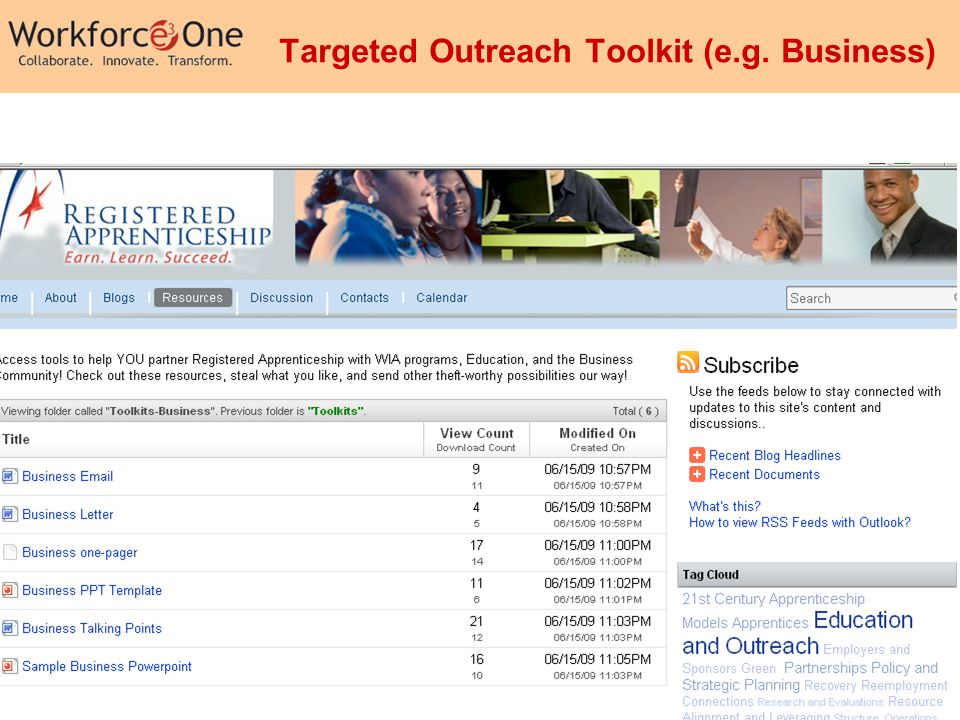 15 Insert footer here Targeted Outreach Toolkit (e.g. Business)
