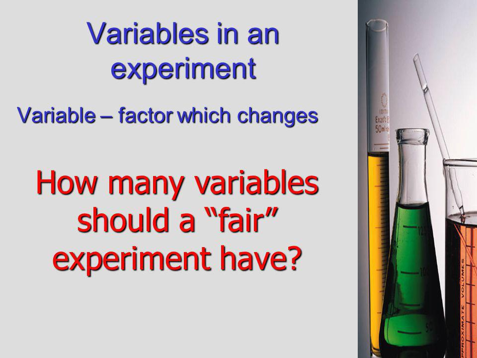 Fair Experiment. bias Favoritism, or prejudice towards a certain outcome Where does bias come from.