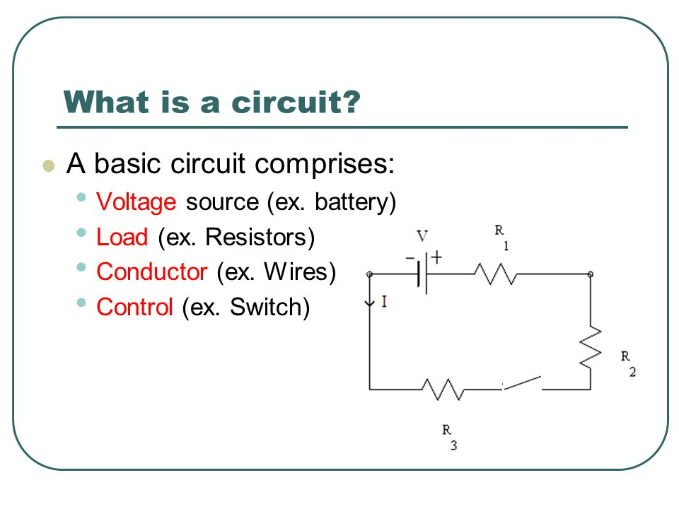 DC Circuit Analysis HRW P639>. Circuit Symbols Resistor Voltage ...
