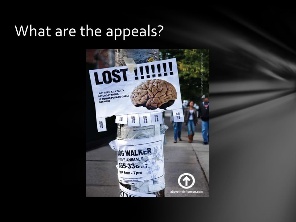 What are the appeals