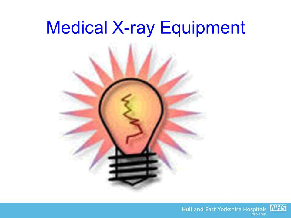 Medical X-ray Equipment