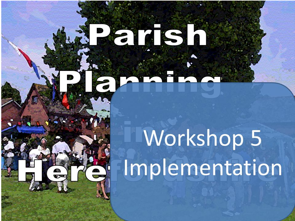 Workshop 5 Implementation
