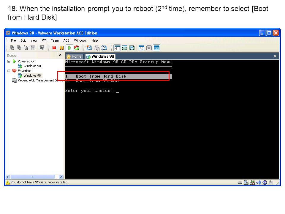 Windows 98 Cd
