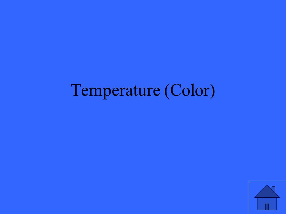 Temperature (Color)