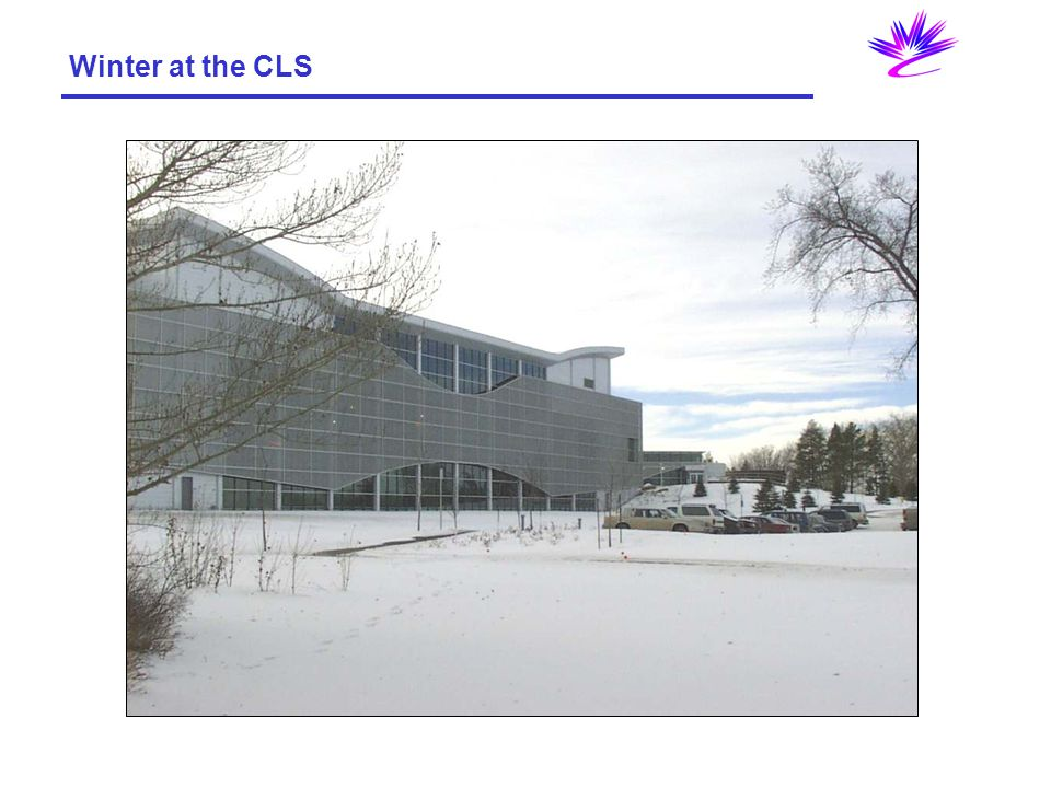 Winter at the CLS
