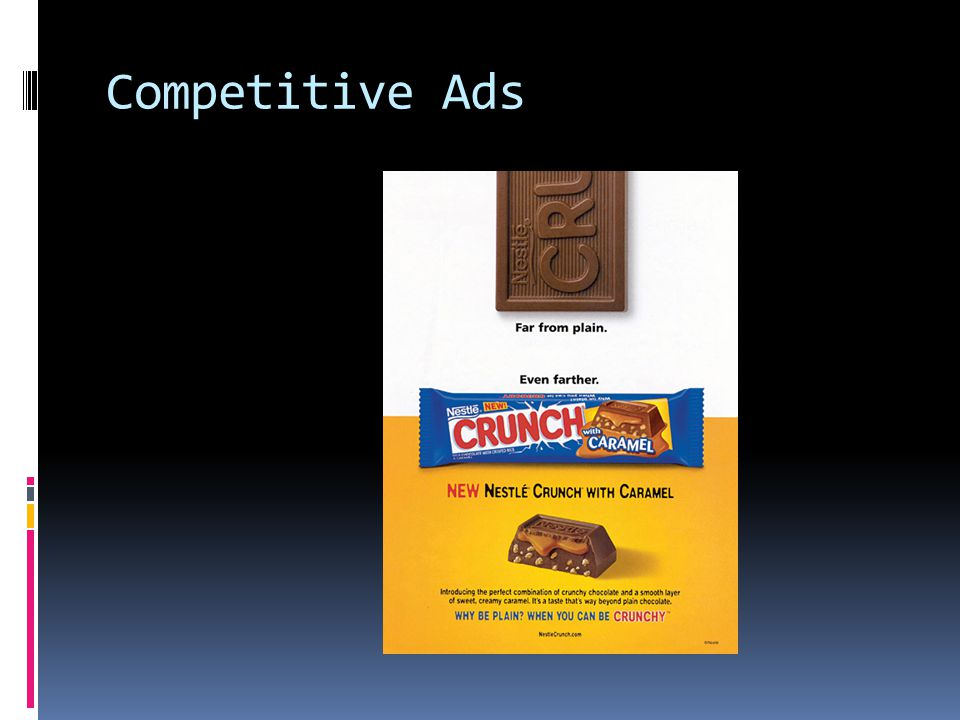 Competitive Ads