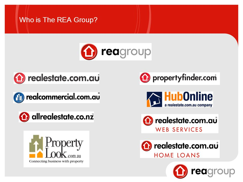 Who is The REA Group