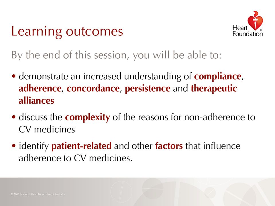 © 2012 National Heart Foundation of Australia Slide 5