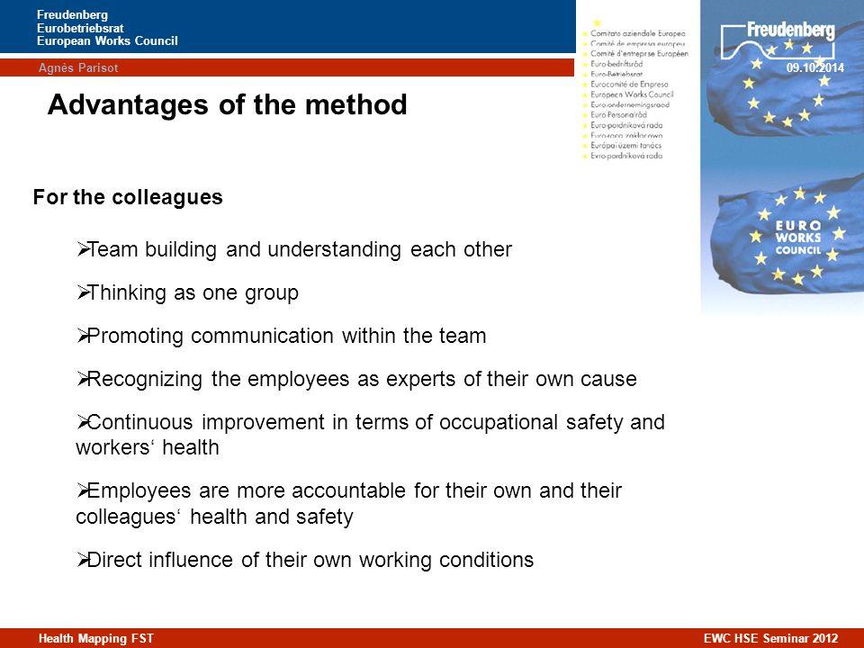 works council advantages