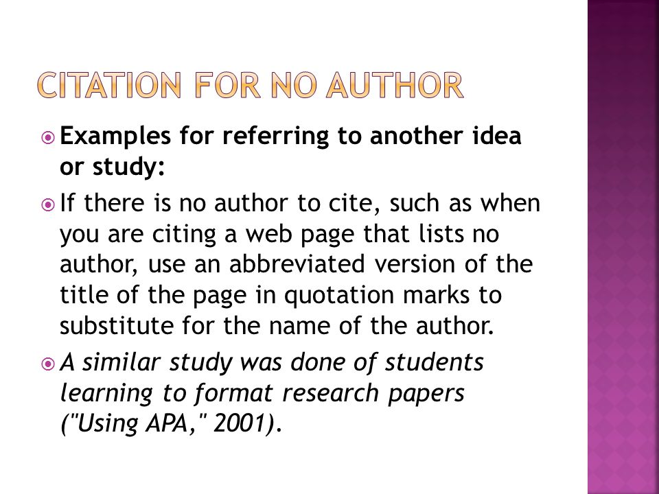 How To Wiki 89 How To Cite A Website In Apa Format With No