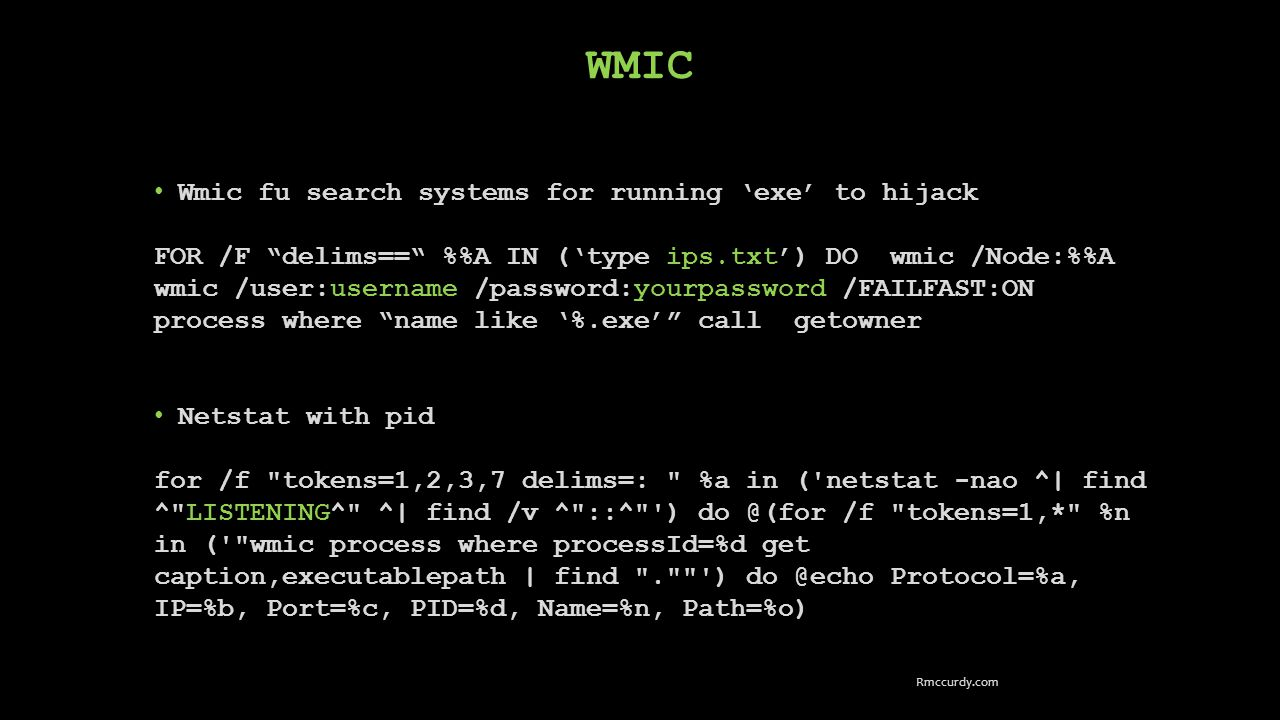 Command Line FU The art of efficiency (Laziness)  - ppt download