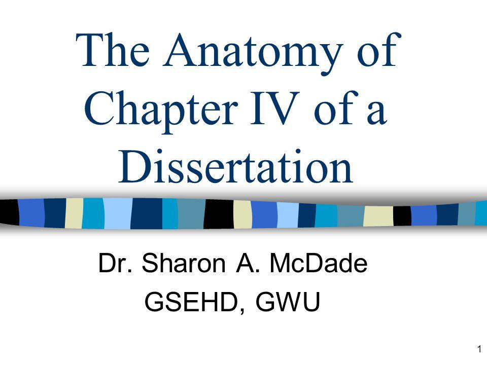 gwu gsehd dissertation