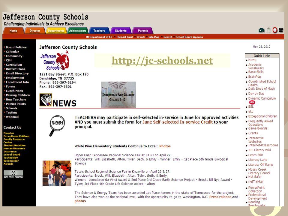 Jan Coley Pat Wilder Jefferson County Schools - ppt download