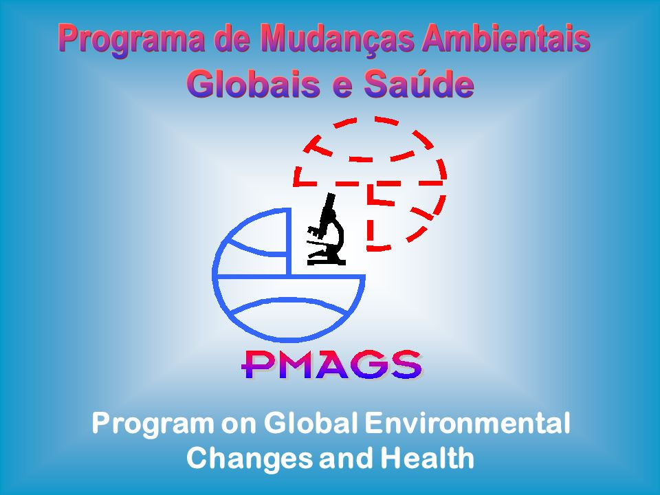 Program on Global Environmental Changes and Health
