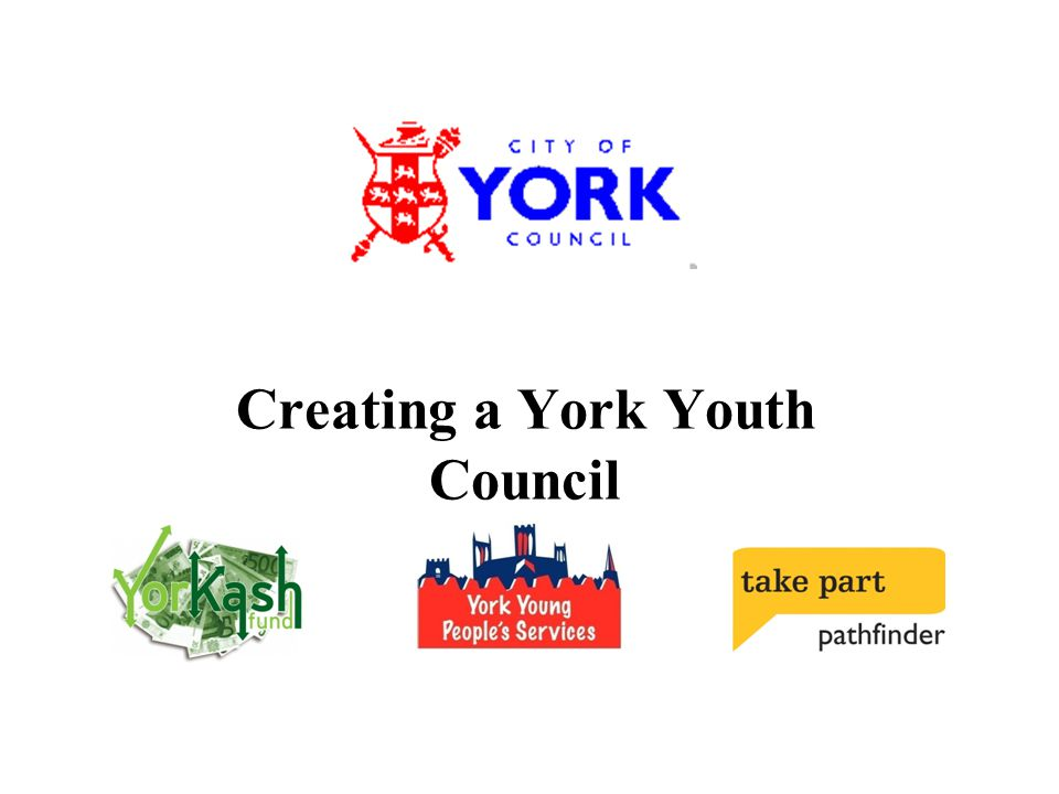 Creating a York Youth Council