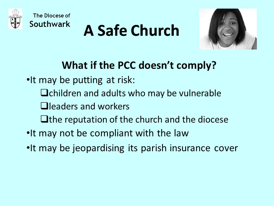 What if the PCC doesn't comply.