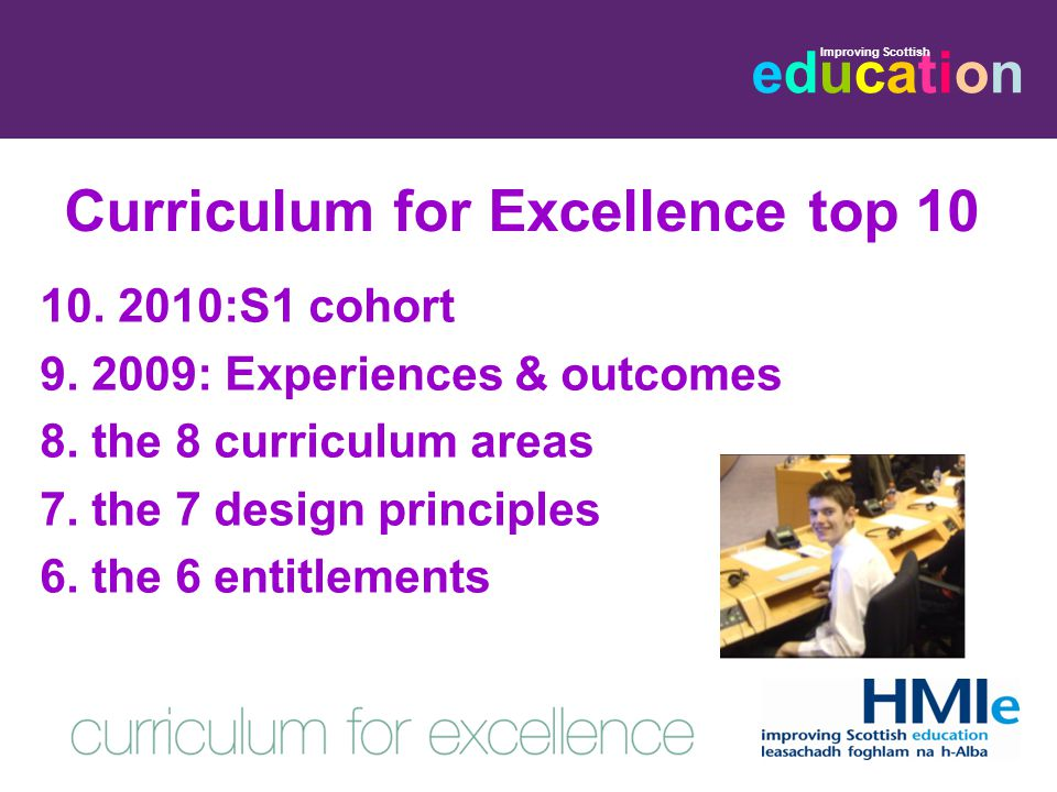 educationeducation Improving Scottish Curriculum for Excellence top