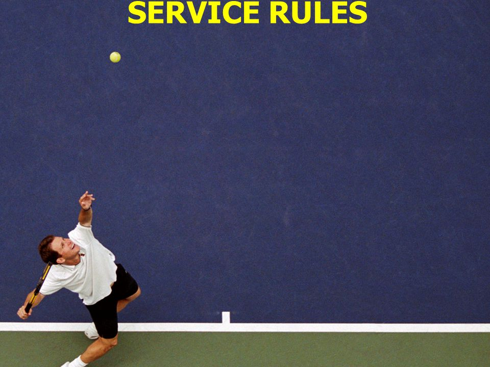 SERVICE RULES