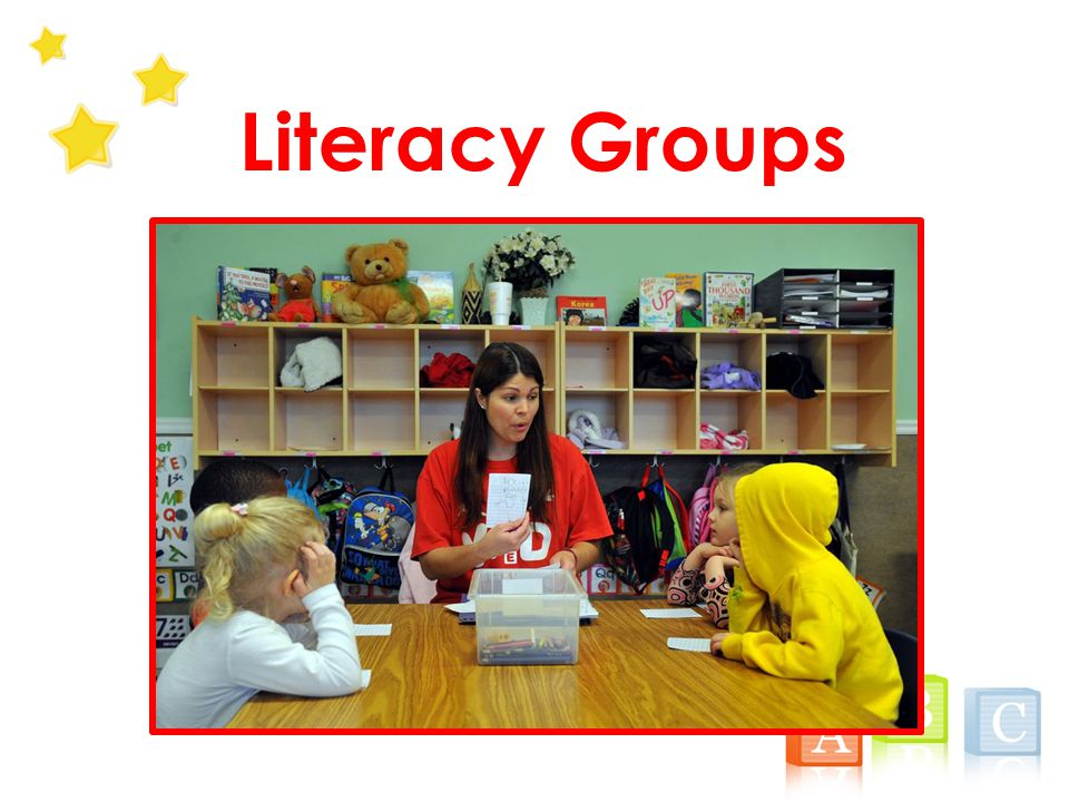 Literacy Groups