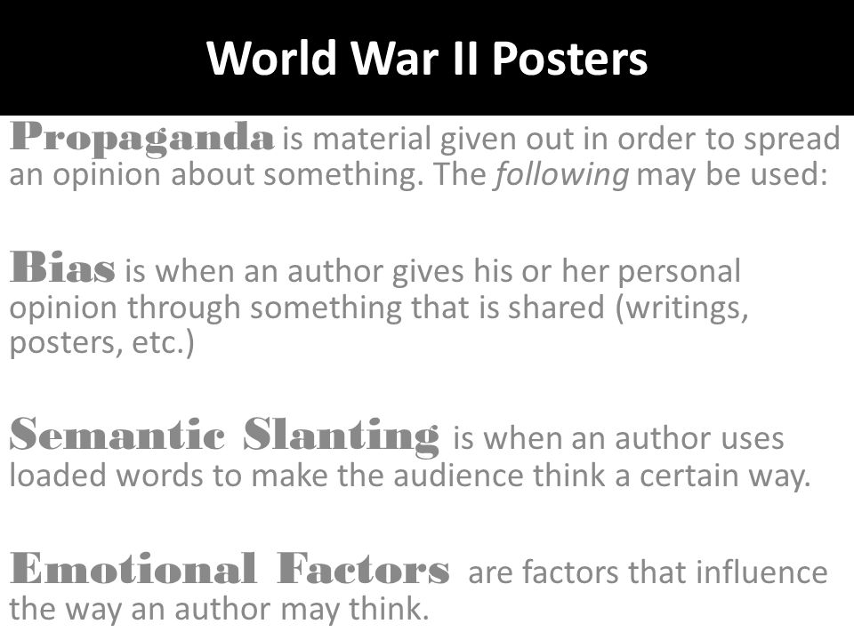 Persuasion, propaganda, and faulty reasoning ppt video online.