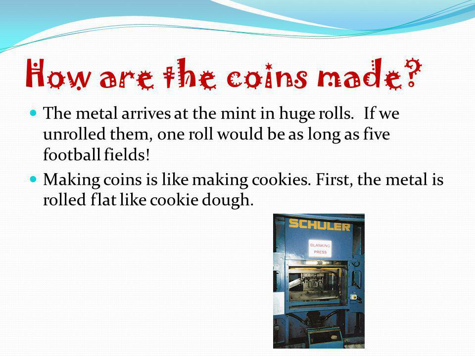 Mary Kate Trevisan What is the United States Mint? The United States