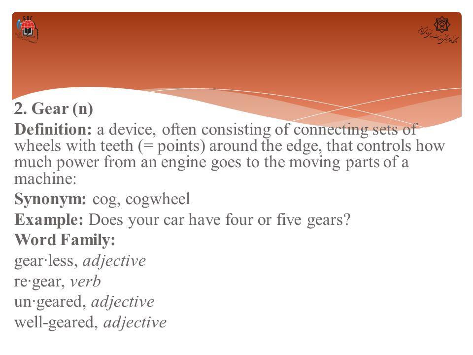 Wordlist 16 Segway into the Future  1  Deliver (v