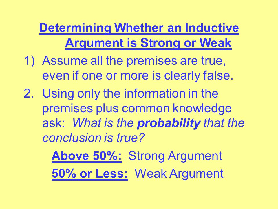 55 inductive argument by authority examples, authority by examples.