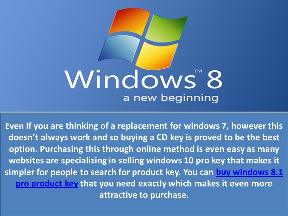 When it comes to reinstalling Microsoft Windows 7, 8, or 10