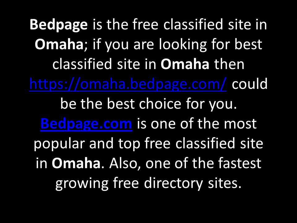 Most Popular Classified Ad Sites