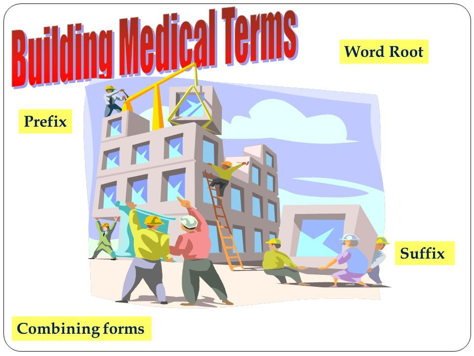 Medical Terminology Dr  Ramadan Saad Medical Terminology: A